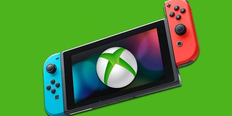 Emulador de Xbox en Nintendo Switch
