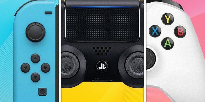 Nintendo Switch PS4 y Xbox One